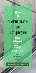 How to Terminate an Employee
