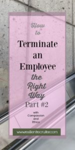 How to Terminate an Employee the Right Way