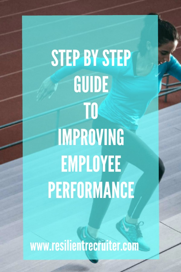 improving employee performance Employee performance plans that are aligned with and support organizational goals  areas for improving good performance also stand out, and.