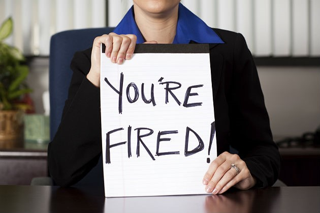 5 Telltale Signs You are About to Get Fired