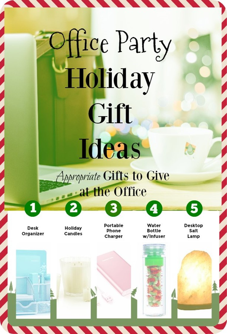 Holiday Party Gift Guide