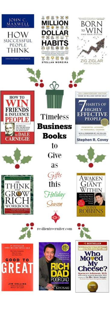 Business Books Gift Guide