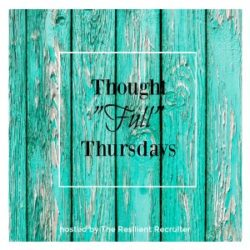 Thought Full Thursday Link Party