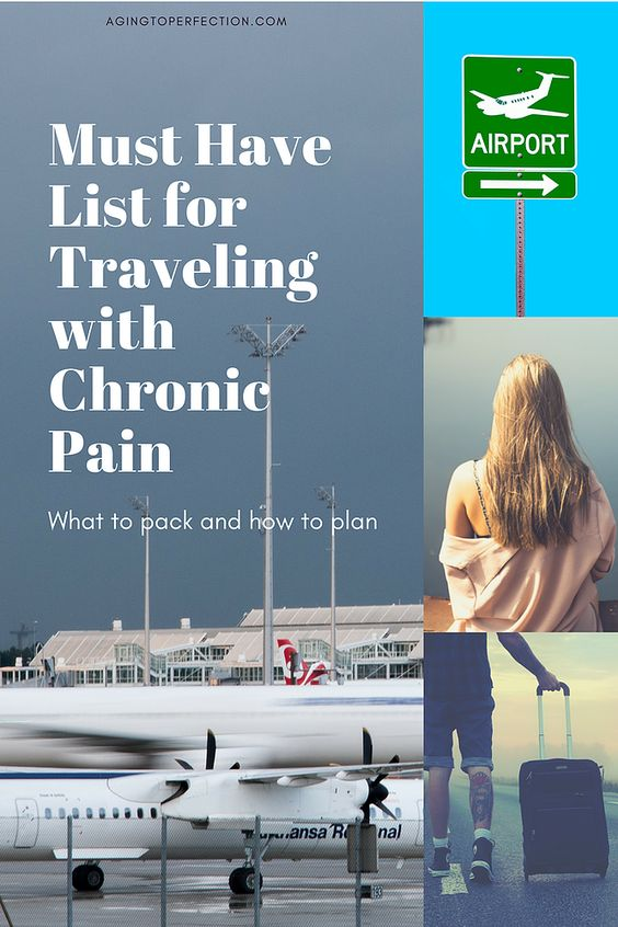 Travelling with Pain