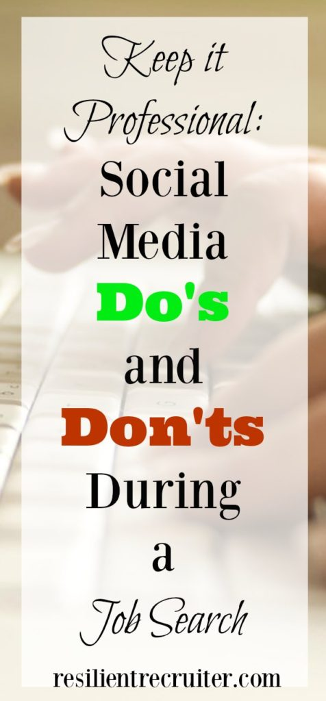 dos and donts social media